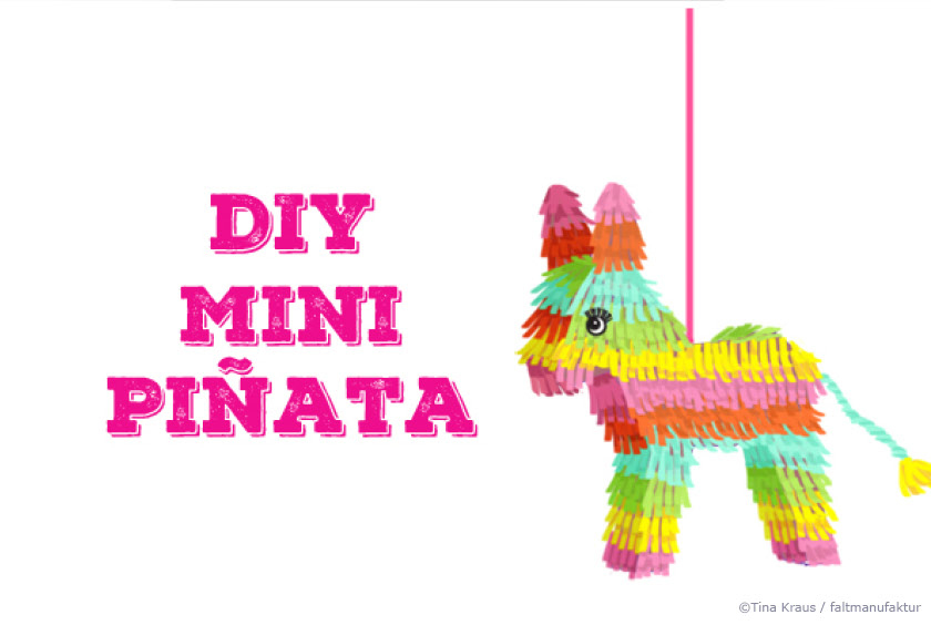 mini pinata archive dekotopia. Black Bedroom Furniture Sets. Home Design Ideas