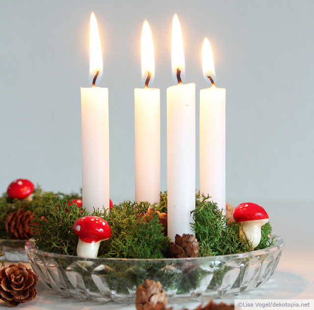Adventskranz_Pilz6