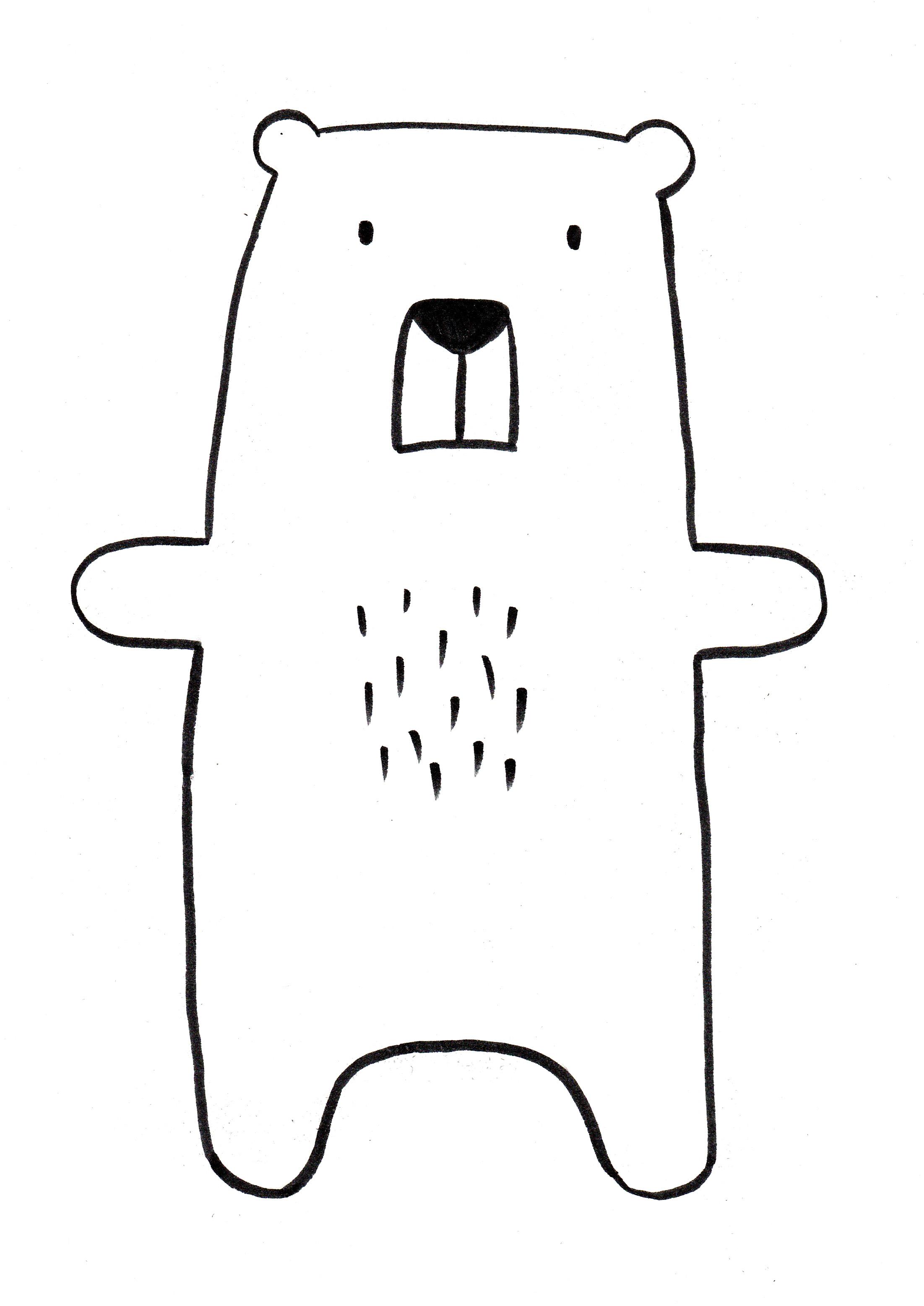 Großartig Teddybär Vorlage Galerie - Entry Level Resume Vorlagen ...