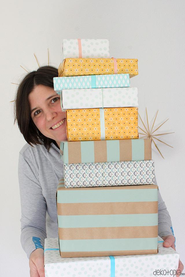 Gratis e-Paper Download: 8 1/2 ultimative Tricks für die perfekte Geschenkverpackung